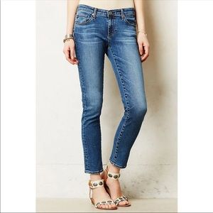 AG Adriano Goldschmied | The Stevie Ankle Jeans